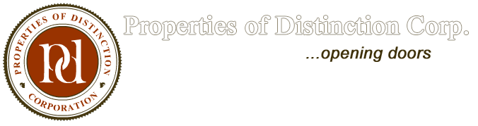Properties of Distinction Corp.